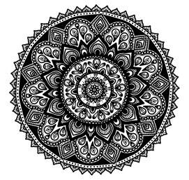 Circle Mandala No. 3