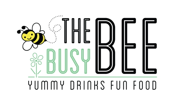 The Busy Bee Logo
