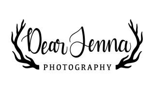Dear Jenna Photography Logo Alternative