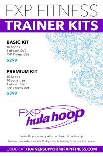 FXP Fitness Promo Flyer