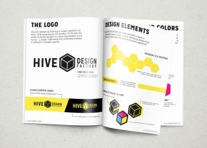 Hive Design Factory Branding Guidelines