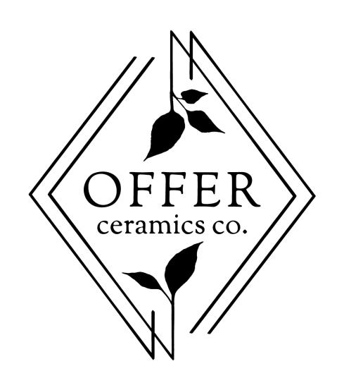 Offer Ceramics Company Logo