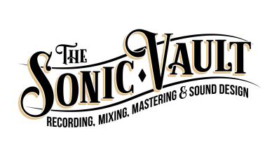 The Sonic Vault Logo